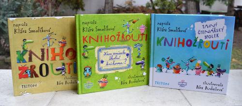 Knihožrouti